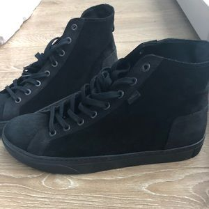 All Saints Men's Canvas High Tops